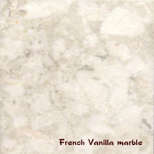 French Vanilla Marble